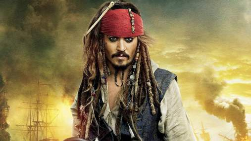 """Автори """"Піратів Карибського моря"""" з Disney не запросили Джонні Деппа на зйомки нової частини"""