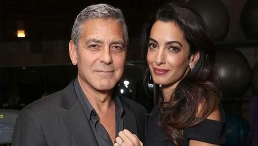 Джордж та Амаль Клуні живуть окремо та планують розлучитись, – ЗМІ