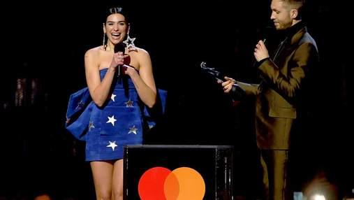 В Лондоне вручили музыкальную премию Brit Awards: лучшие песни и исполнители