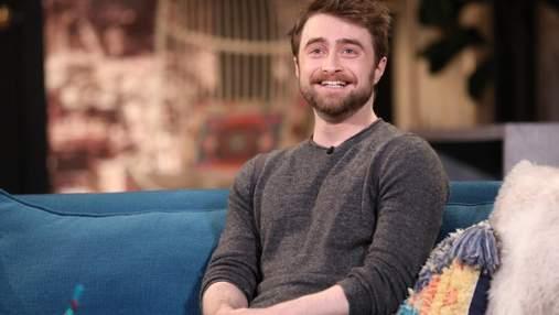 """Деніел Редкліфф мав проблеми з алкоголем під час знімань """"Гаррі Поттера"""""""