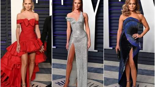 Оскар-2019: К'яра Ферраньї, Дженніфер Лопес та інші вразили розкішними образами на after party