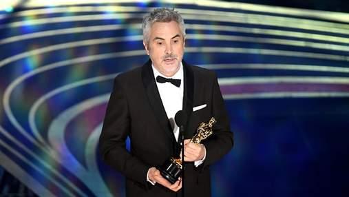Переможець Оскара-2019 Альфонсо Куарон підтримав Олега Сенцова на кінопремії