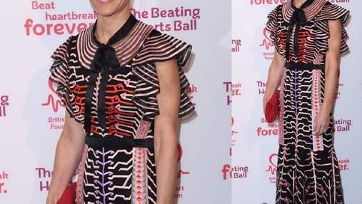 Первый выход в свет: Пиппа Миддлтон похвасталась стройной фигурой после родов