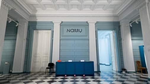 Новая мебель и голубые стены: Национальный художественный музей изменился до неузнаваемости