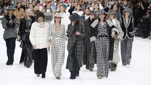 Вже без Лагерфельда: як відбувся грандіозний показ Chanel у Парижі