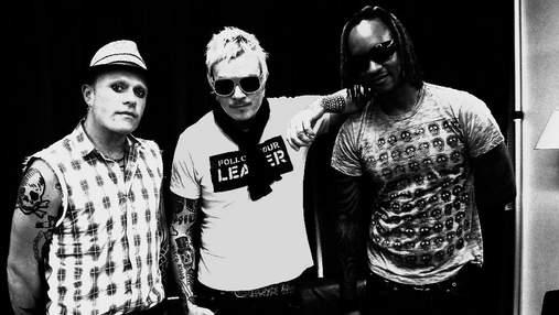 Гурт The Prodigy вирішив скасувати усі заплановані концерти