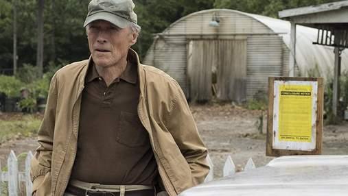 """""""Наркокур'єр"""": 88-річний Клінт Іствуд зняв кіно з собою в головній ролі"""