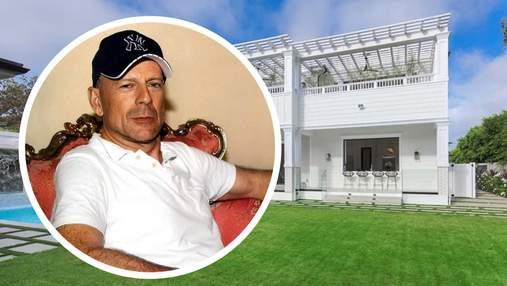 Брюс Вілліс з дружиною переїхали у Лос-Анджелес: фото розкішного маєтку за 9,8 мільйона доларів