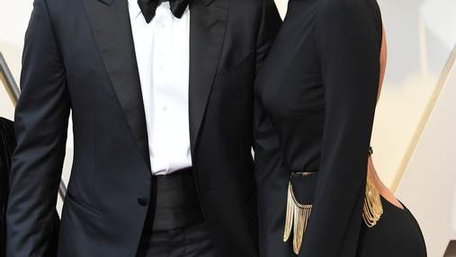 На фоні чуток про роман з Гагою: щасливі Бредлі Купер і Ірина Шейк випромінюють кохання – фото