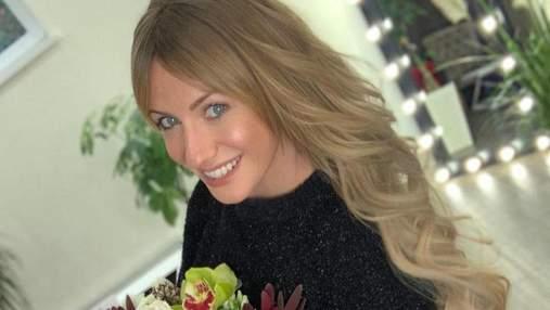 Леся Никитюк вернулась к съемкам после госпитализации в Египте: фото