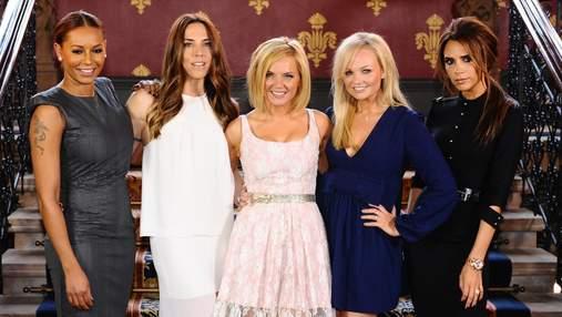 Участница Spice Girls призналась в сексуальной связи с коллегой по группе