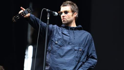 Вокаліст легендарного гурту Oasis Ліам Галлахер виступить на Atlas Weekend