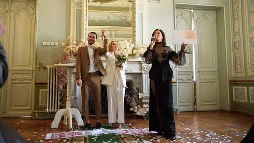 Певица Оля Цибульская побила собственный рекорд во время свадьбы