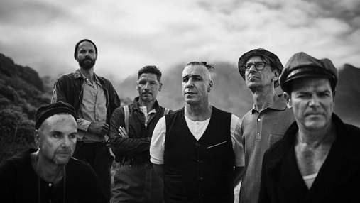 Гурт Rammstein випустив кліп Deutschland і вперше за 10 років анонсував вихід альбому:  відео