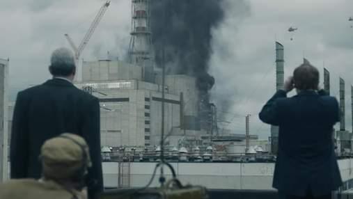 """""""Чернобыль"""": создатели """"Игры престолов"""" выпустили сериал о трагедии в Украине"""