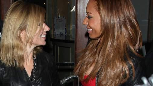 Был ли секс между участниками Spice Girls: Мел Би опровергла заявление Холлиуэлл о лесби-романе