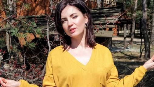 Оля Цибульская призналась, что была за рулем до последних дней беременности: интересные детали
