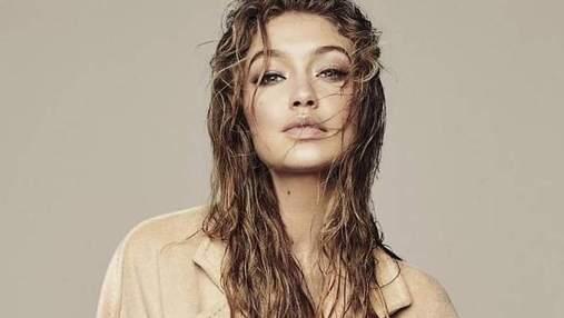 Топ-10 самых сексуальных фото модели Джиджи Хадид