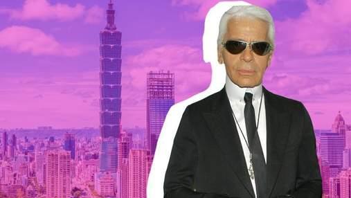 Хмарочос за проектом Лагерфельда збудують на Тайвані: як він виглядає і скільки коштує