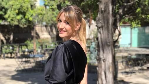 Леся Никитюк похвасталась случайной встречей с мировой знаменитостью: фото