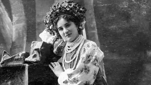 Чому батьки легендарної акторки Заньковецької зреклися дочки