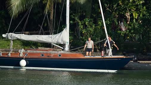 Появились первые снимки со съемок фильма о Джеймсе Бонде на Карибских островах: фото