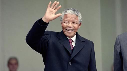 Картину Нельсона Мандели продали за чималу суму: фото неймовірної роботи