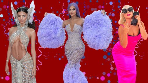 Прозорі сукні та сексуальні декольте: які зірки відзначились на Met Gala 2019