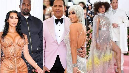Яскраві та закохані: найкращі зіркові пари Met Gala 2019