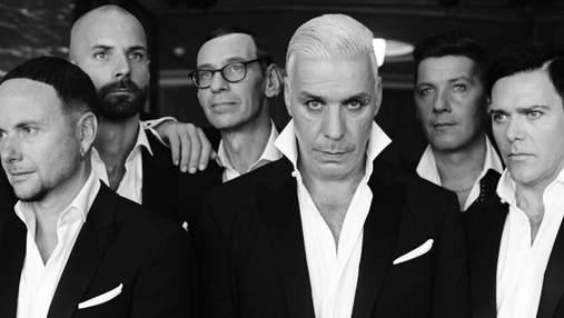 Rammstein вперше за 10 років презентували новий альбом