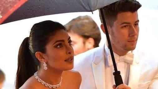 Як наречена: акторка Пріянка Чопра приголомшила розкішним образом у Каннах