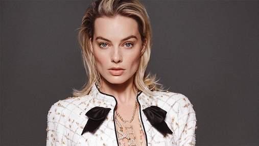 Марго Роббі стала новим обличчям ароматів Chanel