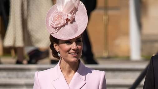 Кейт Міддлтон одягнула сережки принцеси Діани для офіційного виходу: фотодоказ