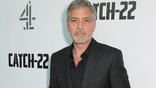 Джордж Клуні розкрив моторошні деталі ДТП в Італії