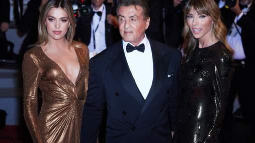 Дочка Сталлоне приголомшила звабливим образом на Каннському кінофестивалі: фото