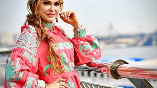 """Она меня называет """"Уля"""", – Ольга Сумская рассказала о 2-летней внучке"""