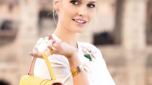 Племінниця принцеси Діани Кітті Спенсер знялася для глянцю у весняних образах: фото