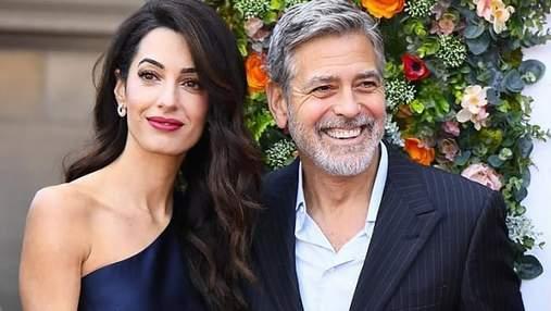 Джордж та Амаль Клуні оголосили конкурс на подвійне побачення
