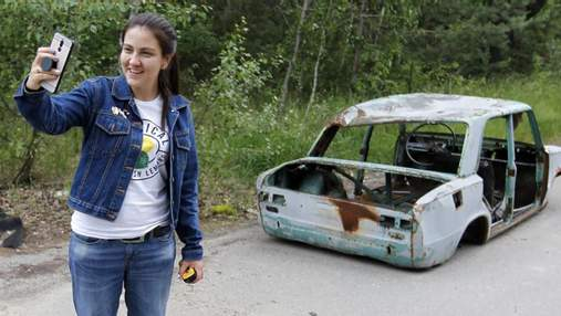 Туристичний бум у Чорнобилі: автор серіалу просить не робити недоречні фото