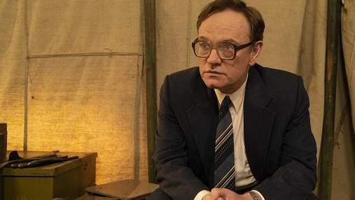 """Головний герой """"Чорнобиля"""" розповів про роботу над роллю Легасова і реалістичніcть стрічки"""