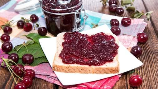 Варенье из вишни в мультиварке: вкусные идеи