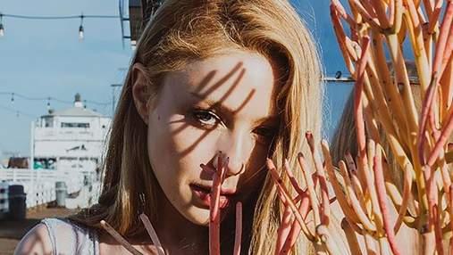 Тина Кароль повторила образ Кендалл Дженнер: фотофакт