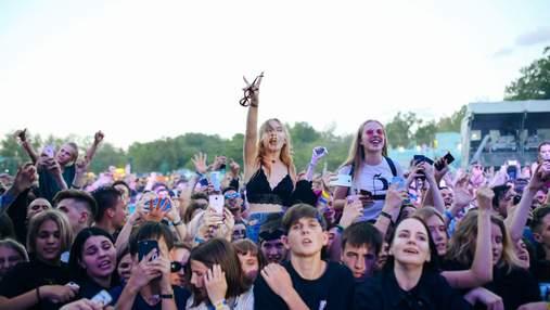 Black Eyed Peas, Jamala та Melovin: програма фестивалю Atlas Weekend на 10 липня