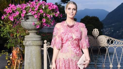 Леді Кітті Спенсер приголомшила розкішною сукнею на світському заході: яскраві фото