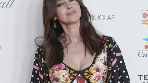 Я не була народжена для в'язання гачком, – відверте інтерв'ю Моніки Беллуччі для журналу Elle