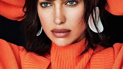 Vogue представил обложку с Ириной Шейк и пародией на нее: забавное сравнение