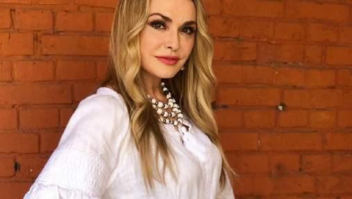 Актриса Ольга Сумская презентует свою коллекцию одежды: интересные подробности