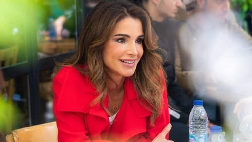 Йорданська королева Ранія відверто розповіла, як святкуватиме день народження