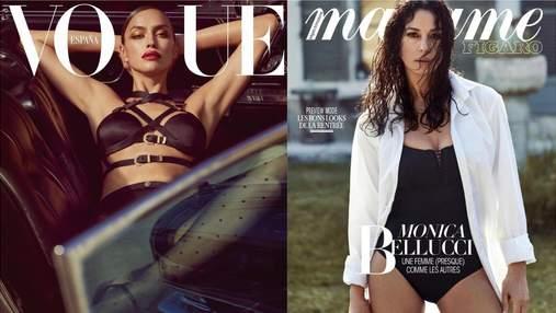 Самые жаркие обложки журналов, которые появились летом: фото 18+