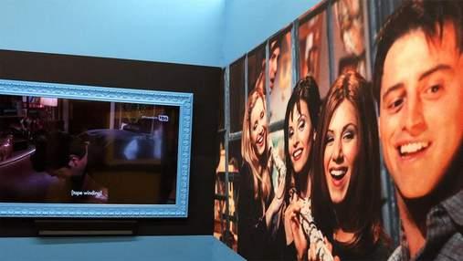 """В Нью-Йорке открыли музей, который порадовал всех поклонников сериала """"Друзья"""""""